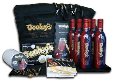 Dooley's prom kit 6 x 0.7 liter