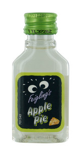 Feigling apple pie pet flesje 0.02 liter