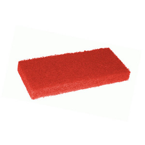 Weco doodlebugpad rood 12x25 cm 10 stuks