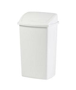 Afvalbak swing fix kunststof 50 liter