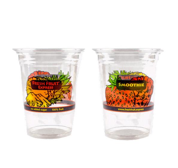 Fresh fruit express smoothiebeker 400 ml