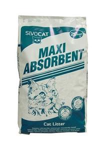 Vloerkorrels maxi-absorbent 25 liter