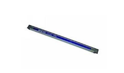 Ettore rail + rubber met raildop 35 cm SPC