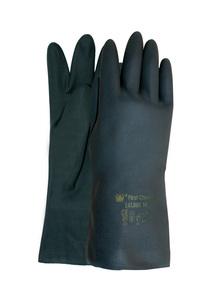 M-safe First Choice neopreen handschoenen zwart vlokgevoerd maat 10 / xl per paar