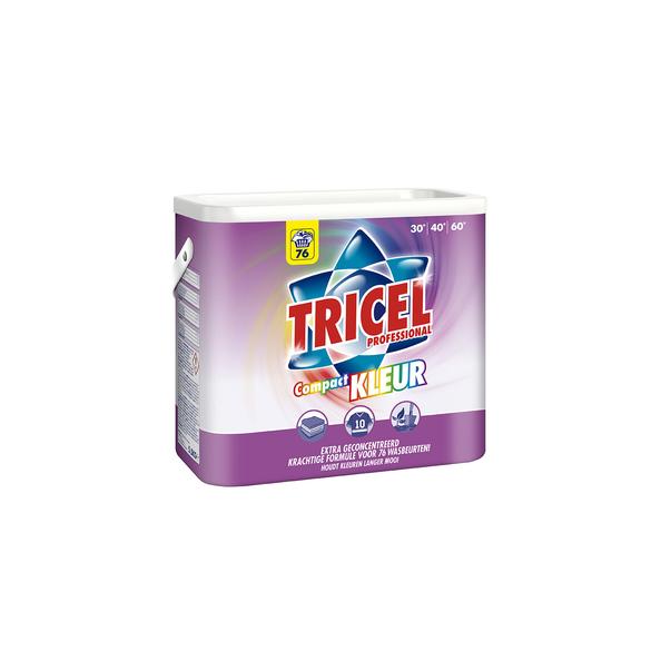 Tricel compact kleur  5.5kg.