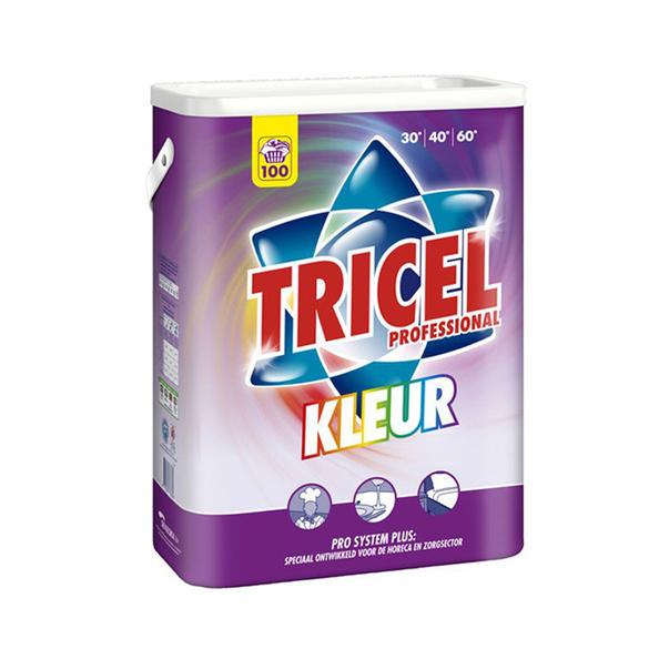 Tricel plus color waspoeder 8 kg