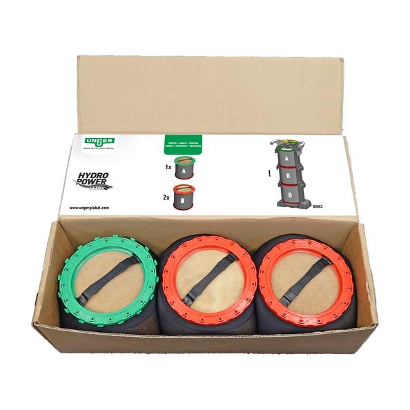 Unger ultra hars packs hydrop ultra filter l en lc