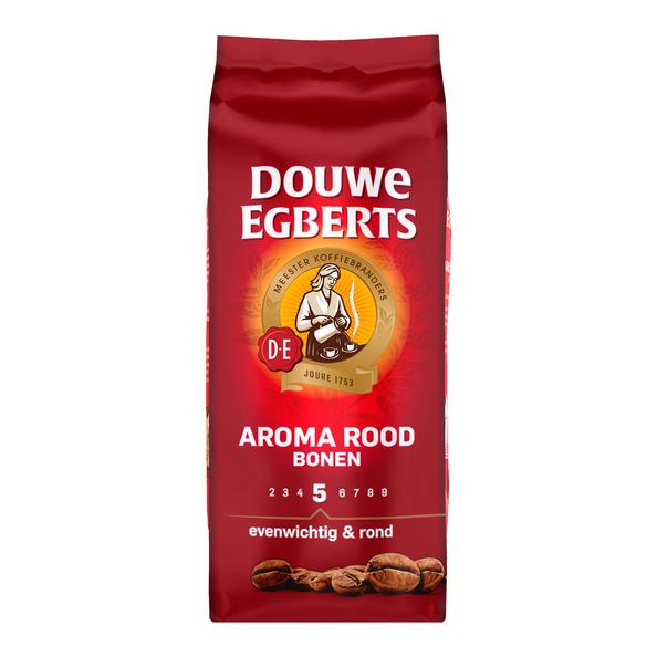 Douwe Egberts aroma rood bonen 250 gram