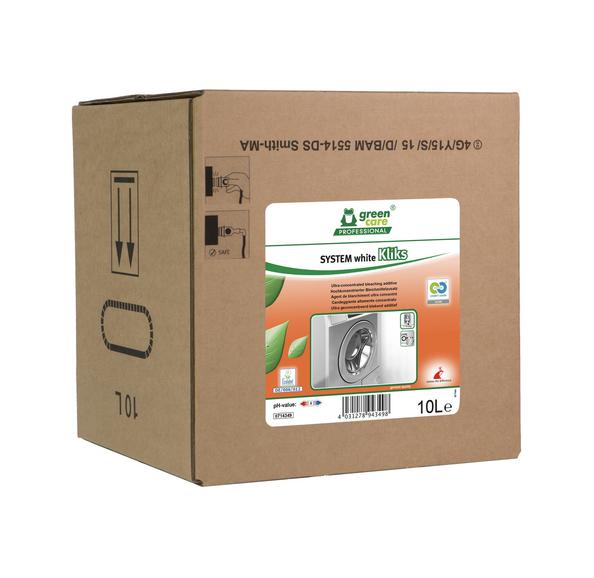 Green care professional system white kliks 10 liter