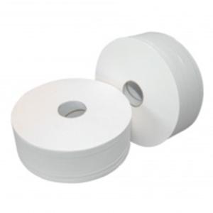 Euro toiletpapier maxi jumbo cellulose 1 laags  6 x 500 meter