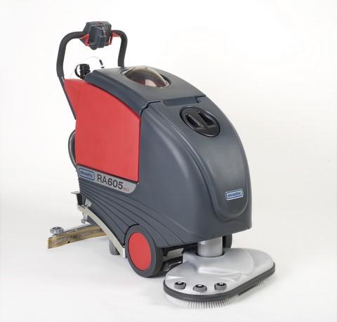 Cleanfix schrob/zuigmachine RA 605 IBCT