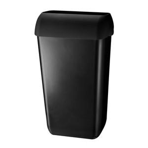 Euro pearl black afvalbak 23 liter