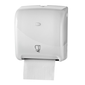 Euro pearl white handdoekautomaat tear&go e-matic