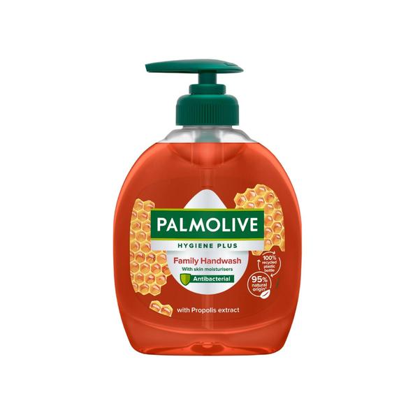 Palmolive vloeibare zeep hygiene plus pomp 300ml