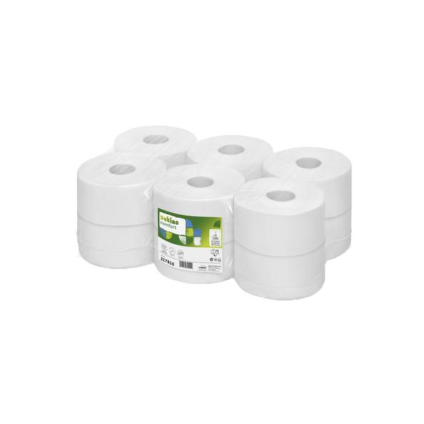 Satino toiletpapier comfort mini jumbo 2 laags 12x180 meter
