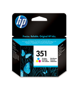 CB337EE HP OJ5780 INK COLOR ST HP351 3.5ml 170page