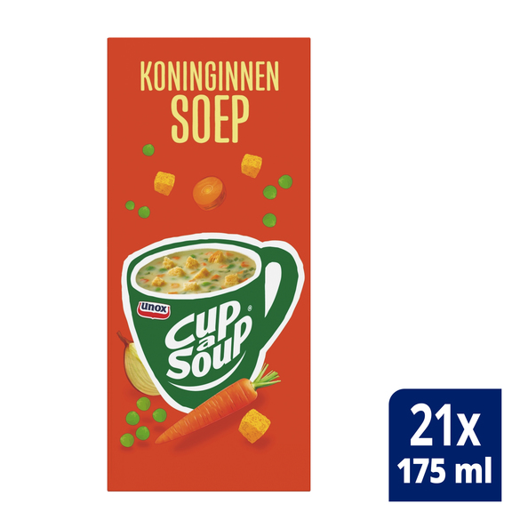 Unox Cup-a-Soup Koninginnensoep 21 x 175 ml