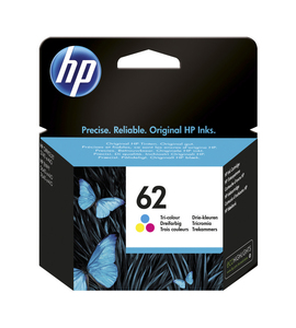 C2P06AE HP OJ5740 INK COLOR ST HP62 4.5ml 165pages