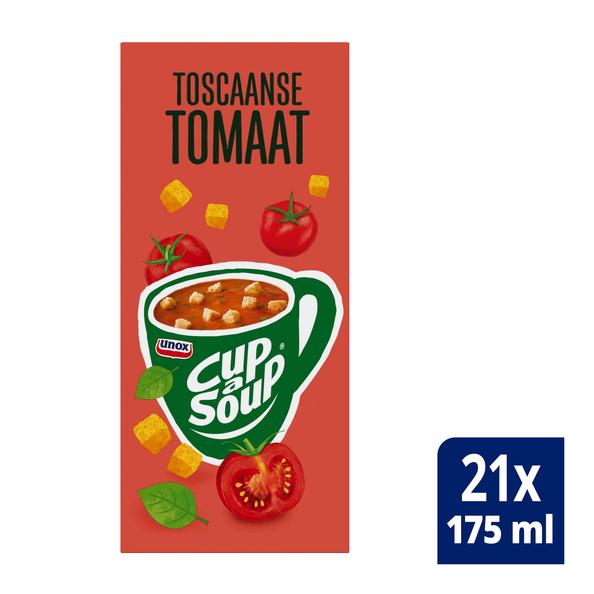 Unox Cup-a-Soup Toscaanse Tomaat 21 x 175 ml