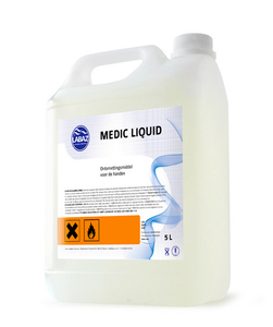 Labaz medic liquid handdesinfectie vloeistof 5 liter