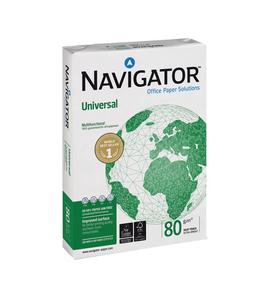 Navigator Universal printpapier ft A4. 80 g. pak v