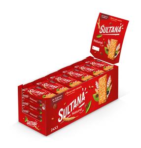 Sultana mono rood single