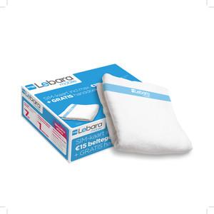 Lebara Mobile SIM-kaart + handdoek