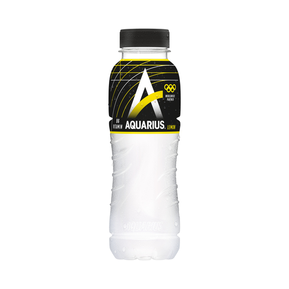 Aquarius lemon pet 33 cl