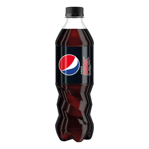 Pepsi Cola max pet 50 cl
