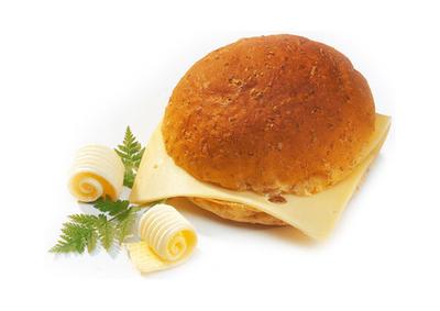 Kamstra broodje kaas bruin 70 gr