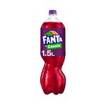Fanta cassis pet fles 1.5 liter