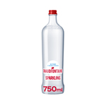 Chaudfontaine sparkling rood glas 0.75 liter