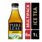 Pure Leaf RTD Lemon 6 x 1 liter