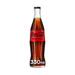 Coca-Cola zero flesje 33 cl