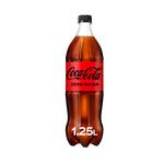 Coca-Cola zero pet 1.25 liter