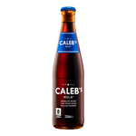Caleb's kola glazen fles 33 cl