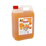 Raak vruchtensiroop zero sinaasappel 5 liter