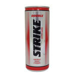 Double strike energy blik 250 ml