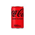 Coca-Cola zero blik klein 15cl