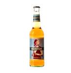 Wostok dadel granaatappel fles 33 cl