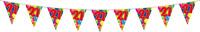 Vlaggenlijn balloons 21 jaar 10m. a12
