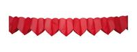 Slinger hart rood brandvertragend/stk a12