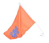 Holland autovlag leeuw