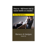 Benson & hedges gold 20