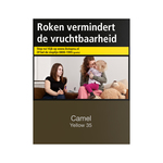Camel yellow box 35