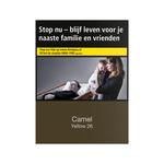Camel yellow box 26