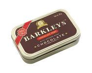 Barkleys choco mint blikje 50 gr