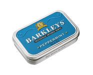 Barkleys peppermints blikje 50 gr