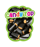 Candy top salmiak rocks 400 gr