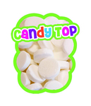 Candy top pepermunt 400 gr